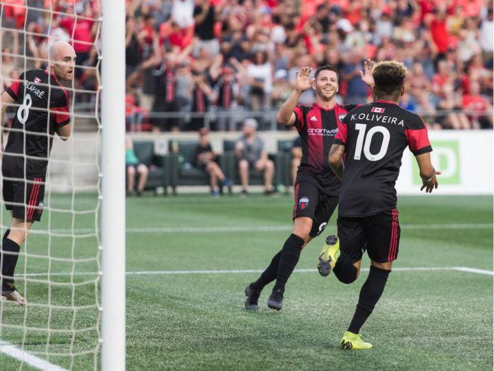 Soccer: USL Championship - Swoop Park Rangers at Ottawa Fury FC